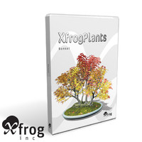 XfrogPlants Bonsai Library