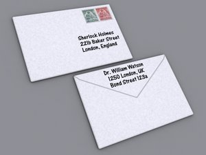 3dsmax letter