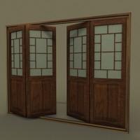 folding doors max