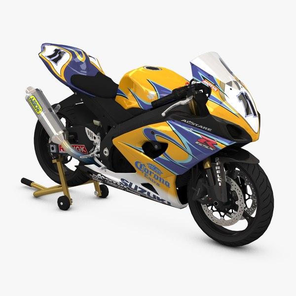 bike body 3d model