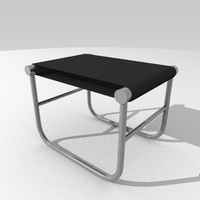 chair 3d lwo