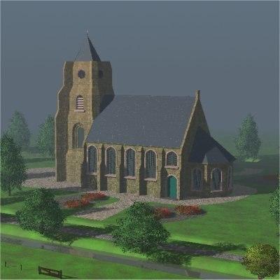 church 3ds free