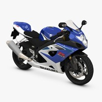 Suzuki GSXR 1000 Super Sport Bike