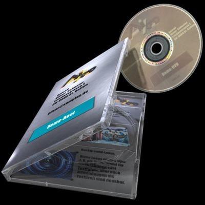 ma dvd case