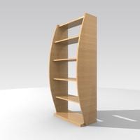 shelves 3d lwo