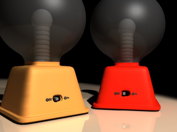 3d static ball