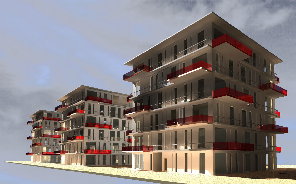 3ds max perfect logements