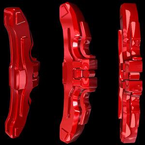 free caliper 3d model