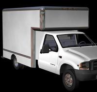 utility truck van zero pz3