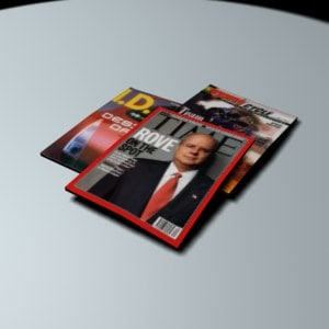 free 3ds model mags