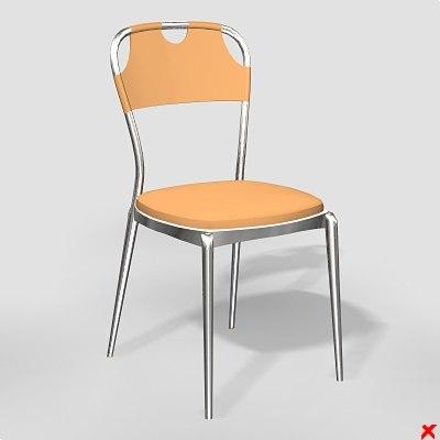 3d max chair