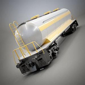 train car 3ds