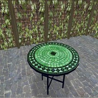 Round Bistro Table Collection