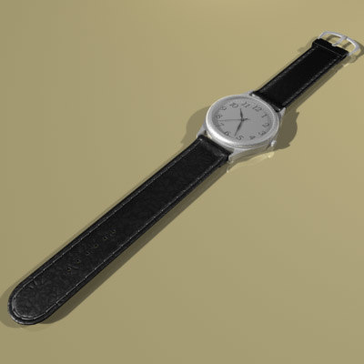 realistic watch max