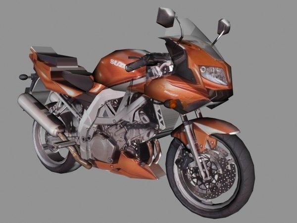max suzuki sv bike