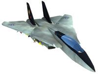 3d model f-14