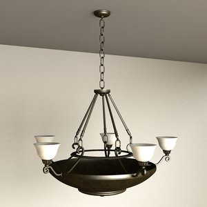 lwo chandelier light