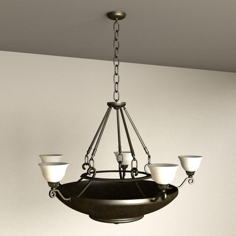 lwo chandelier light