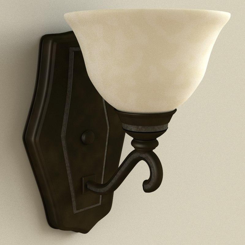 lamp lantern 3d model