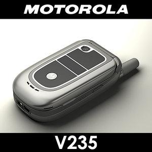 max motorola v235 cell phone