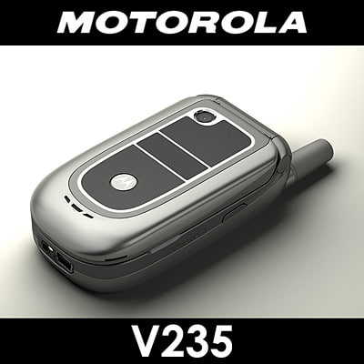 max motorola v235 cell phone