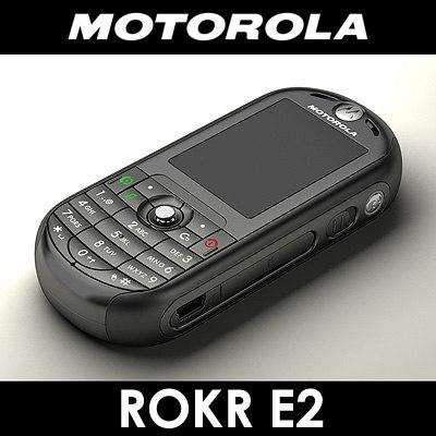 Motorola E2 ROKR
