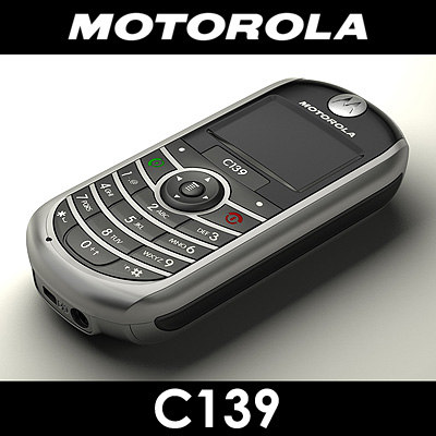 motorola c139 cell phone max