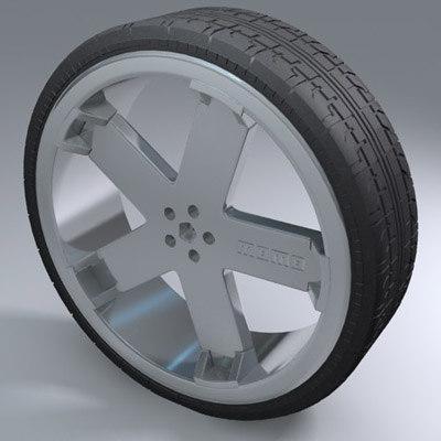 maya momo sports wheel tire