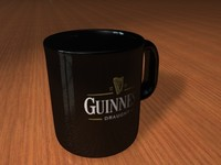 3d mug cup model