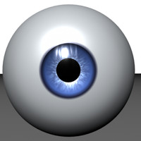 eye size 3d ma