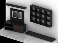 tv cabinet 2.max