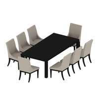 table chair dining max