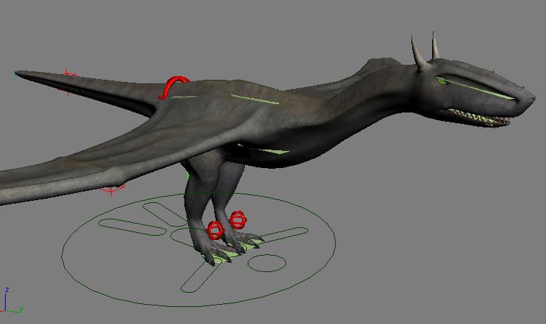 dragon ma
