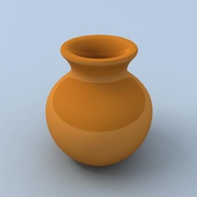 vase interiors 3d max