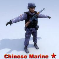 Chinese Marine
