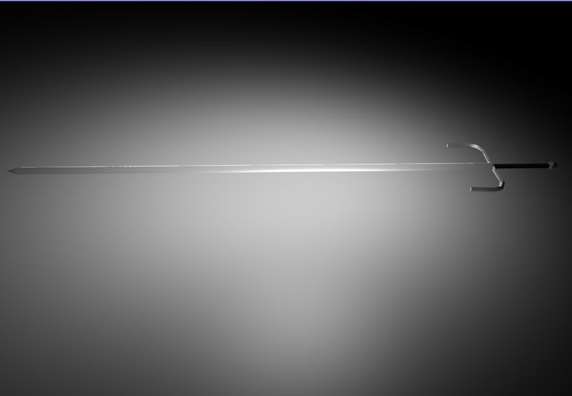 cinema4d sword