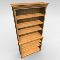 book shelf 3ds