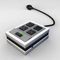 3ds surge plug