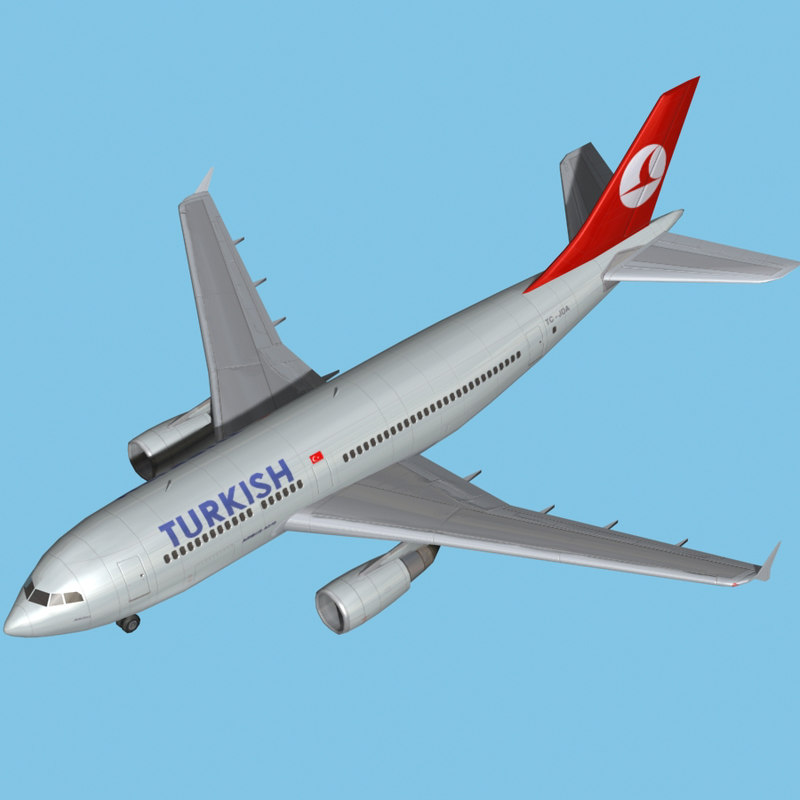 airbus a310-turkish airlines turkish max