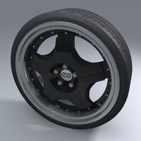 enkei sports wheel tire max