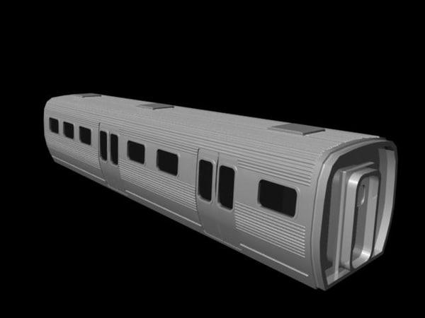 subway car ma