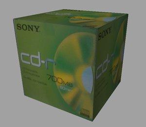 free ma model cd box