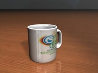 cup 3d 3ds