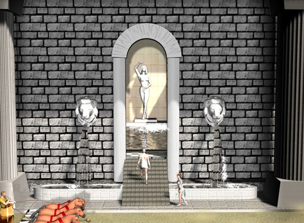 3ds roman water temple