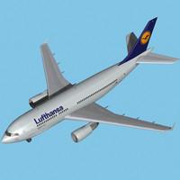 A310-Lufthansa
