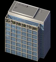 summit building b 3d model