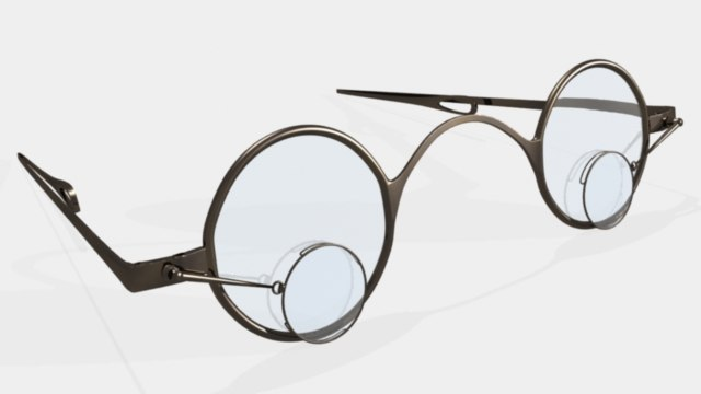 x ben franklin eyeglasses