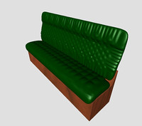 3d victorian seating