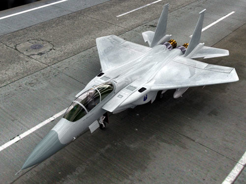 3ds max f15 fighter