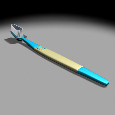 max realistic toothbrush